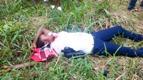 Was Murdered by Murdered And Dumped In Adikpo In Benue State Graphic