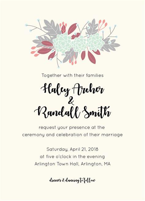 Wedding Invitation Design Classes by Design Your Own Wedding Invitation In Illustrator