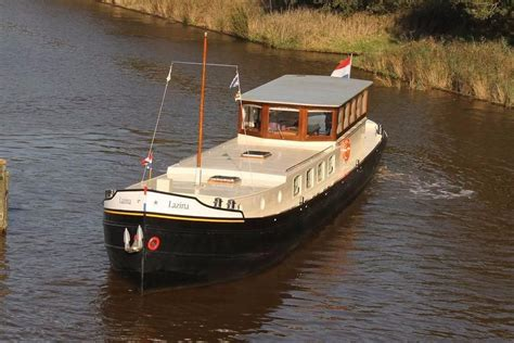 dutch tug boats for sale 1928 dutch barge luxe motor power boat for sale www