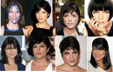 the right hairstyle for your diamond face shape best hairstyles for your face shape diamond