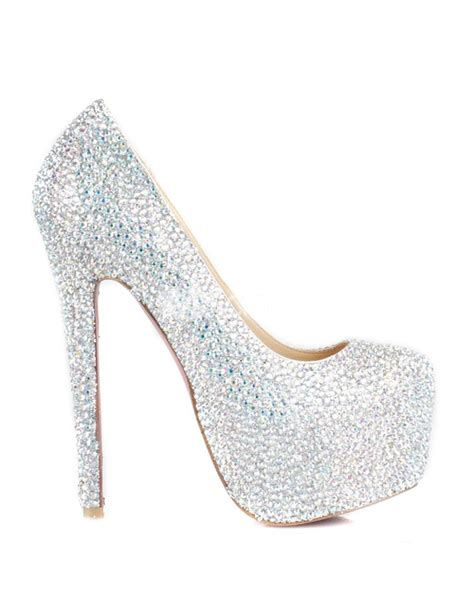 rhinestone high heel shoes bling bling rhinestone high heels for only 68 99 high