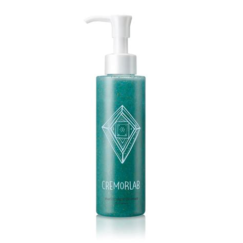 Ionithermie Algae Detox Review by O2 Couture Marine Algae Cleanser 150 Ml Cremorlab