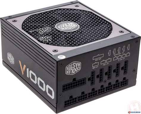 Power Supply Cooler Master cooler master v series 1000w psu review hardware info united kingdom