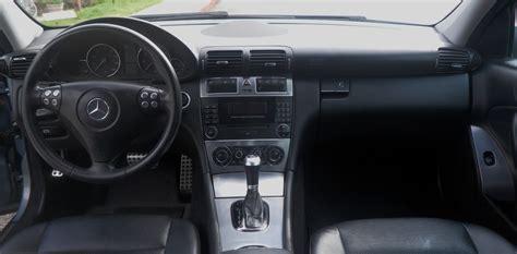 Mercedes C Class 2005 Interior 2005 mercedes c class interior pictures cargurus