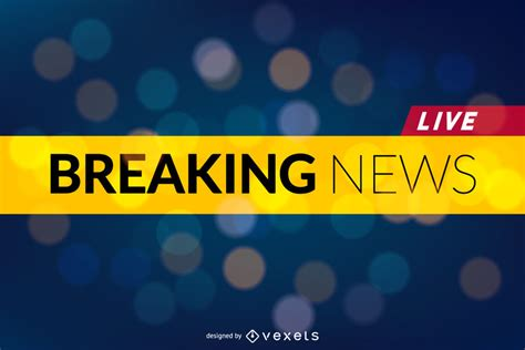 breaking news logo picture template banner breaking news banner header vector download