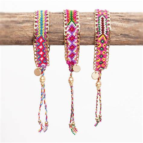 Friendship Bracelets Handmade - 25 creative friendship bracelets ideas collection