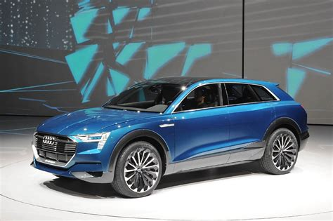 Audi Q6 by All Electric Audi Q6 To Enter Production In 2018 Carscoops