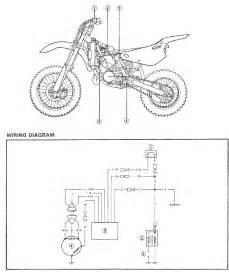 kawasaki kx 80 wiring diagram kawasaki wiring diagram free