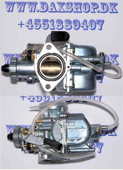 Karburator Win Sheng Wey daxshop dk 4takt n 229 r 2 ikke sl 229 r til