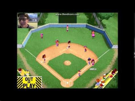 how to play backyard baseball let s play backyard baseball part 2 the first game