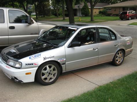 1995 Infinti G20 by 1995 Infiniti G20 Information And Photos Zombiedrive