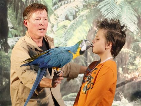 Rain Forest Show A Tropical Treat For Area Students