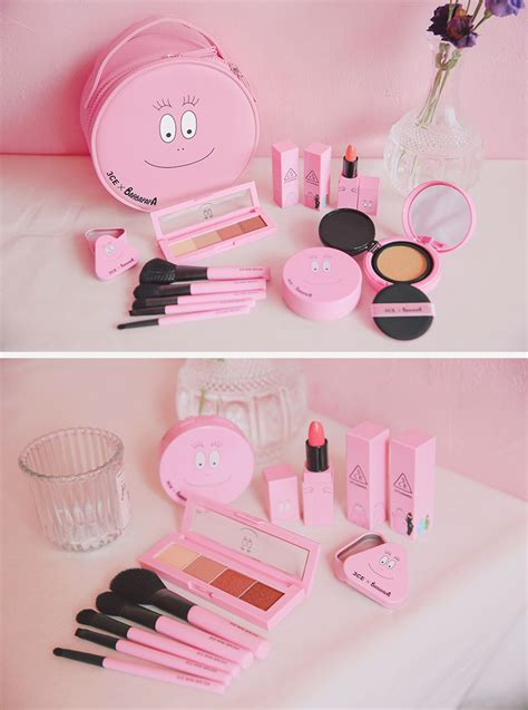 3ce Powder Brush 11 3ce barbapapa blush cushion mkm 韓國化妝品mkm 韓國化妝品