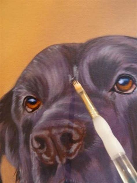paint puppy how to paint a in acrylics arttutor