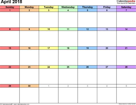 printable monthly calendar 2018 singapore april 2018 singapore calendar free blank 2018 calendar