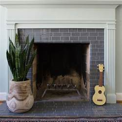 diy tile fireplace makeover the m and m realty