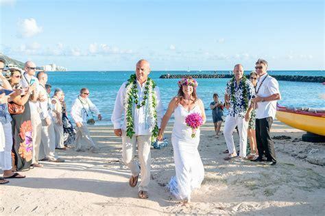 THE BEST HAWAII WEDDING