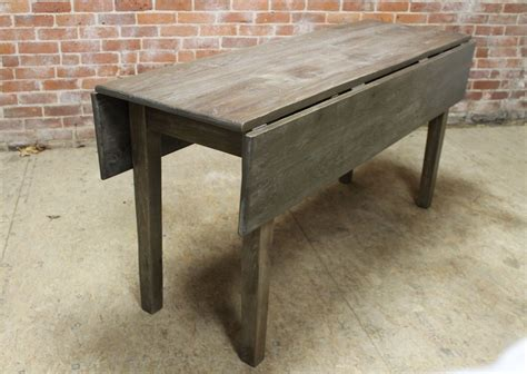 outdoor drop leaf table drop leaf tables built to order from reclaimed wood drop