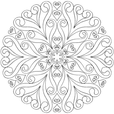 free mandala coloring pages for adults free mandala coloring pages for adults printables