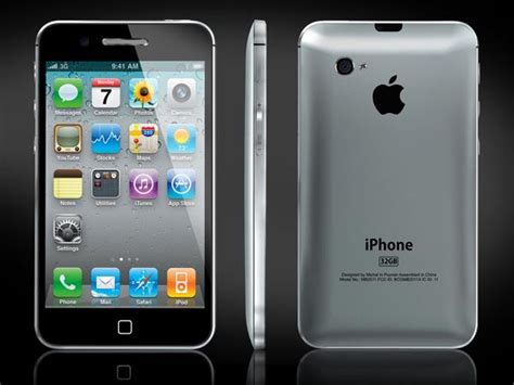 layout for iphone 5 iphone 5 design concept gadgetsin