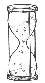 hourglass coloring