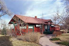 littleton co atchison topeka sante fe railroad depot