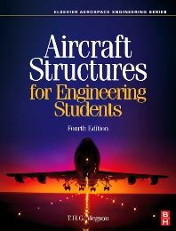 aircraft design journal elsevier aircraft structures for engineering students 4th edition