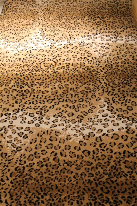 Leopard Rug Cheap Thrills Leopard Print Rug Family Chic By Camilla