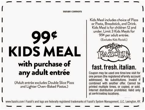 pers printable coupons september 2015 fazolis printable coupons august 2015