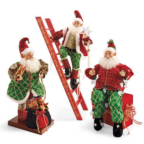 set of three pixie elves frontgate outdoor christmas decorations 18 best ideas images on prop ideas and stuff