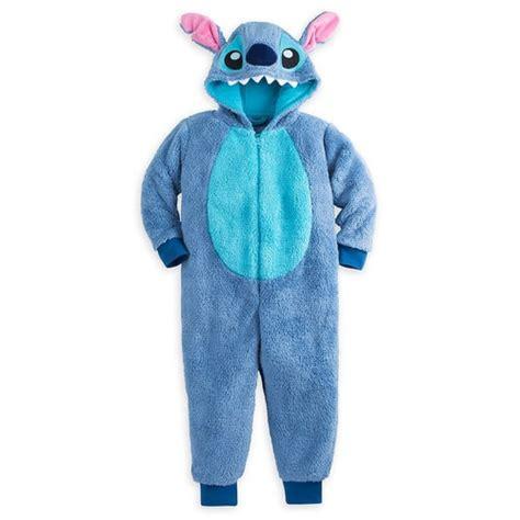 stitches pijama stitch costume sleepwear for shopdisney