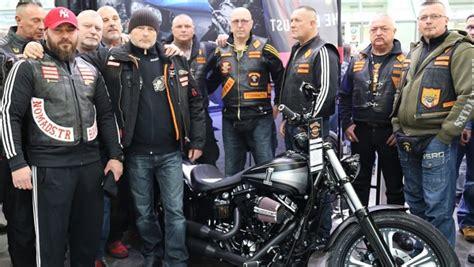 Motorradclub Aalen by Bandidos Und Hells Auf Der Imot
