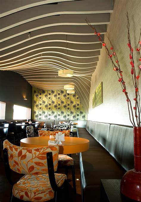 restaurant interior design ideas rosso restaurant