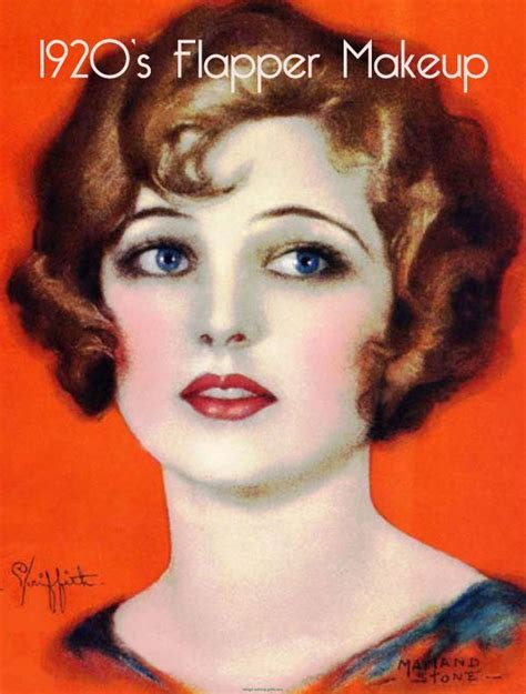 1920 make up pictures hairstyles vintage pearl the look 1920s makeup