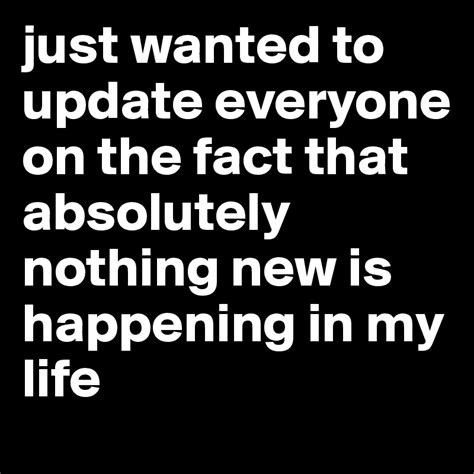 Just An Update On A Wwyd Post by Just Wanted To Update Everyone On The Fact That Absolutely
