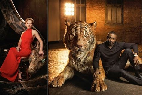 The Side Of Camelot Voice Of The Animals Camelot Sanctuary by The New Cast Portraits From The Jungle Book Are And