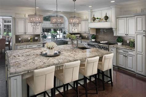 Sink Island Kitchen by Delicatus Granite A Unique And Bold Counter Top Choice
