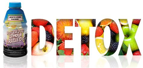 Best Detox Diet by Do Detox Diets Work Day Program