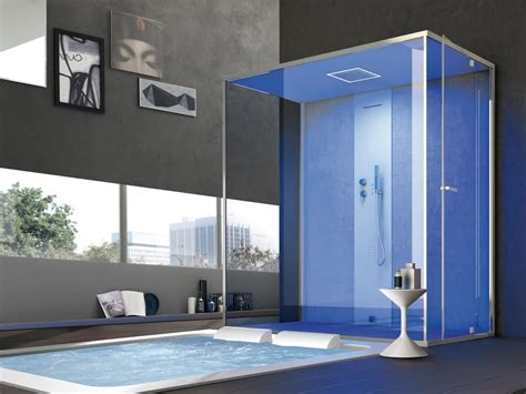 bathroom in a box large shower cubicle multi functional for home idfdesign