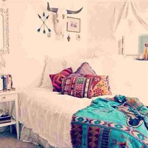 white bohemian bedroom boho awesome rooms