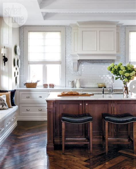 the right of white kitchens places in the home