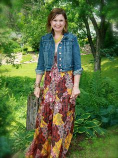 can women over 50 wear maxi dresses fashion for mature women on pinterest fifty not frumpy