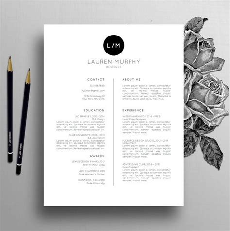 Cover Design Vorlage 25 Best Ideas About Resume Design On Layout Cv Cv Design And Cv Design Template
