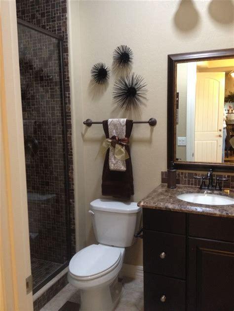 ideas  bath towel decor  pinterest