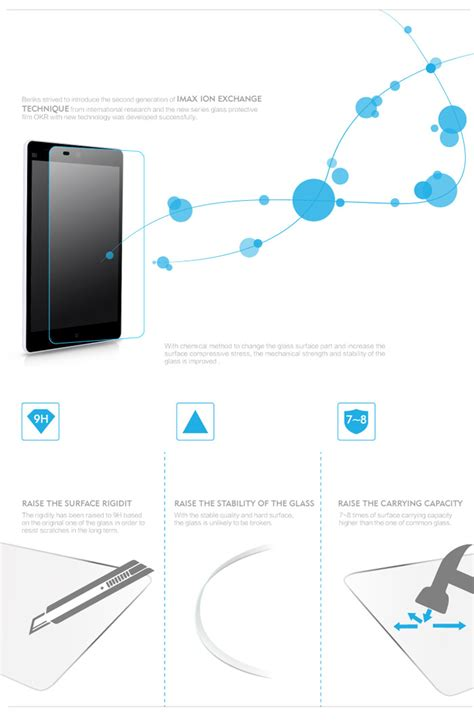 Tempered Glass Xiaomi Mipad premium tempered glass screen protector screen guard for