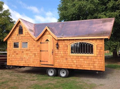 Small Houses On Wheels | pinafore tiny house on wheels by zyl vardos