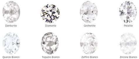scegliere il colore di una gemma