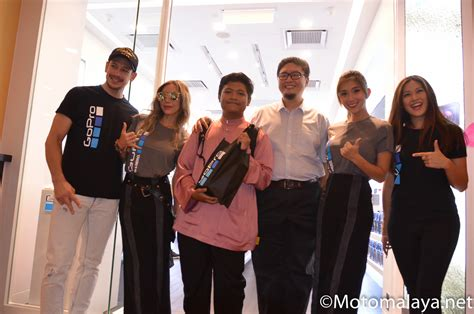 Gopro Di Malaysia motomalaya kedai konsep gopro kini dibuka di sunway pyramid