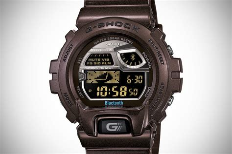 casio bluetooth g shock mikeshouts