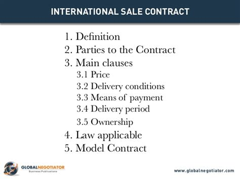 international sales agreement template international sale contract contract template and sle